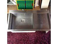 Range master sink