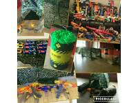 Nerf Attack FUN PARTY hire