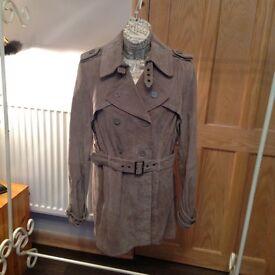 South designer coat