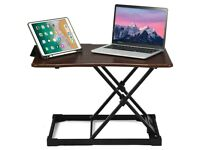 Height Adjustable Desk with Easy Lift HW64166CF
