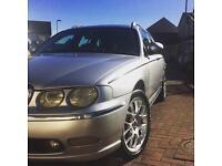 Rover 75 1.8 turbo estate 12 months mot