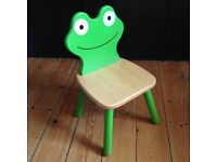 FUN FROG CHAIR: For Ages 3 – 5