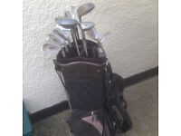 Golf Bag and Set