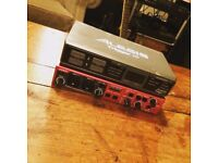 midi interface / soundcard £50 each or both for £100