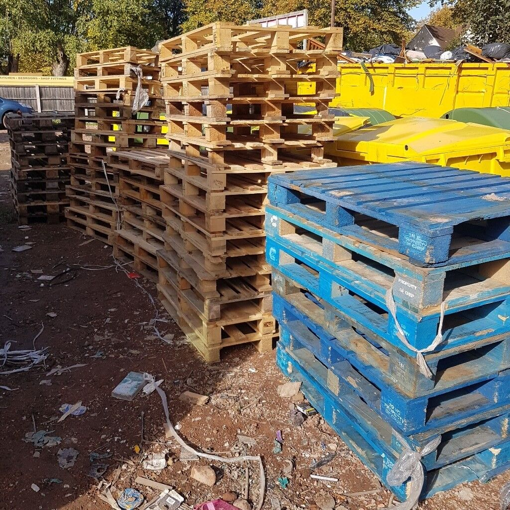 We Have 100s Of Good Quality Wooden Pallets For Sale In Birmingham City Centre West Midlands Gumtree