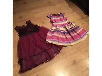 5-6 year old girls clothes job lot bundle 5 items