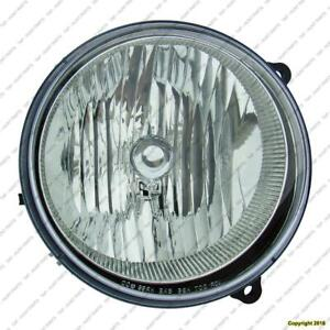 Head Light Driver Side Jeep Liberty 2005-2007