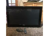 "Panasonic th42pz700b 42"" plasma TV"