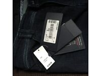 Armani jeans new with tags 31/31
