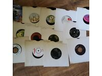 600 VARIOUS ARTISTS -THE BEATLES,ROBERT PALMER,BOOMTOWN RATS,ELTON JOHN-70'S-EARLY 80'S ALL 7'S.