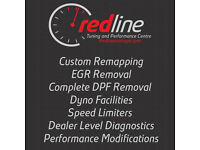 DPF Removal - Remapping - EGR Removal - Dyno/Rolling Road