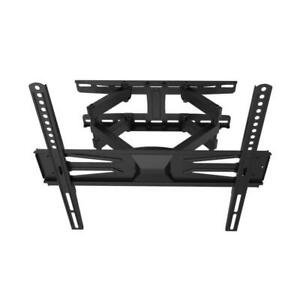 OpenBox 32-55 Two Arm TV Wall Mount Bracket with Tilt & Swivel / Articulating / Up to 60kg / OPENBOX CALGARY