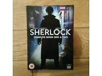 Sherlock seasons 1 & 2