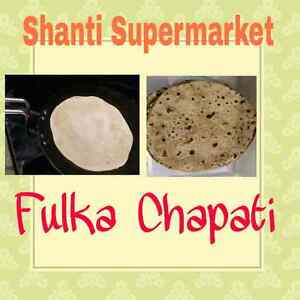 Home made fulka chapati Greenacres Port Adelaide Area Preview