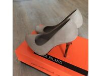 Two pairs women's shoes. Size 5. River Island, Miss Selfridge. New or worn once. £20 each pair.