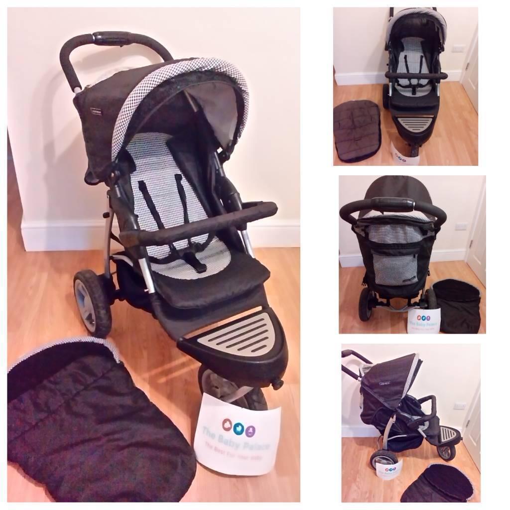 Mothercare urban detour jogger / offroad buggy