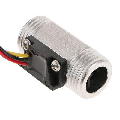 Dc5v Float Switch Fluid Flowmeter Water Level Liquid Sensor Stainless Steel