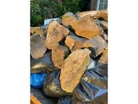 Landscaping rocks free
