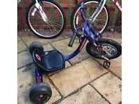 Childrens 'Scream machine' bike