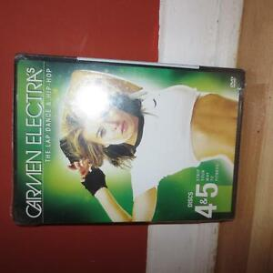 DVD on dancing (lap/...by carmen electra...NEW in package still) West Island Greater Montréal image 1