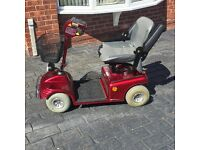 Mobility scooter used