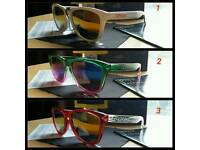 15 MODELS OF OAKLEY FROGSKINS STYLE SUNGLASSES