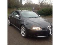 Alfa gt jtdm 16v coupe blackline limited Edition