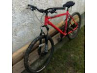 Carera mountain bike
