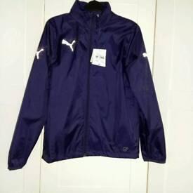 Boys Puma Raincoat Age 13 (XLB) Size 32/34