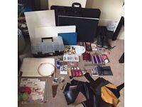Arts and crafts job lot bundle