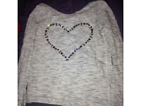 X2 girls tops from next