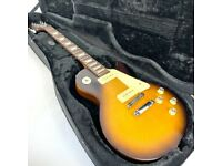 2013 Gibson Les Paul 50's Tribute – Vintage Sunburst - Trades