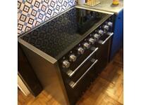 Mercury Range Cooker 1000 Induction