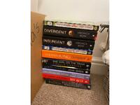 Books on sale (not free, message me for price?