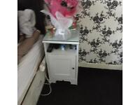 Vgc bed side cabinet