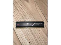 Radeon DDR3 2133Mhz 4gb ram