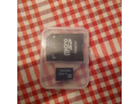 Micro SD Card 32GB Fully Working formatted to FAT32