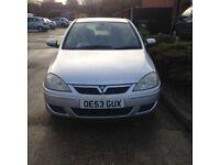 Vauxhall Corsa 2004 1.2 reliable car