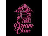 DREAM CLEAN 'Bringing That Sparkle'