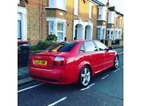 Audi A4 1.9tdi auto S-line 2004