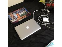 Upgraded Macbook Pro 13 inch (2012)