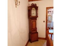 D.D. Evans Carmarthen Grandfather Clock