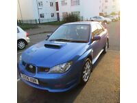 Subaru Impreza 2006 Hawkeye STi Type UK 6 Speed DCCD Widetrack