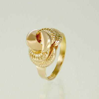Ring 750/- 18k Gelbgold Gr. 60