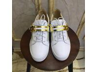 Giuseppe Zanotti Sneaker (white/gold)