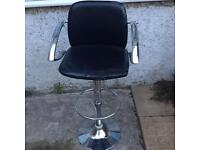 Chrome stools, Shoe Stands and Shelves, all FREE