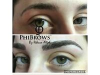 Microblading and semi permenant make up