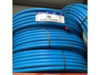 32MM BLUE MDPE PIPE 150M