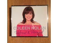 Upfront and Personal: Coleen Nolan Audio CD