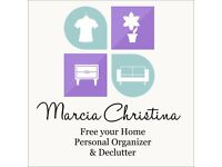 Free Your Home Personal Home Organiser and Declutter